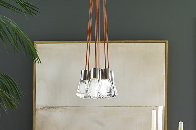 Alva LED Pendant by Tech Lighting