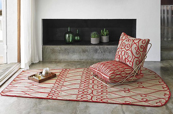 Valentina Chair by Gan Rugs