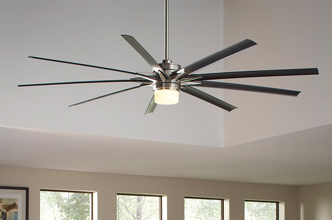 Best Bets 13 Modern Ceiling Fans At Lumens Com