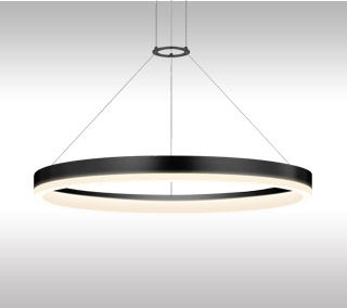 Corona LED Pendant by Sonneman