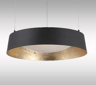 Gilt LED Pendant By Modern Forms