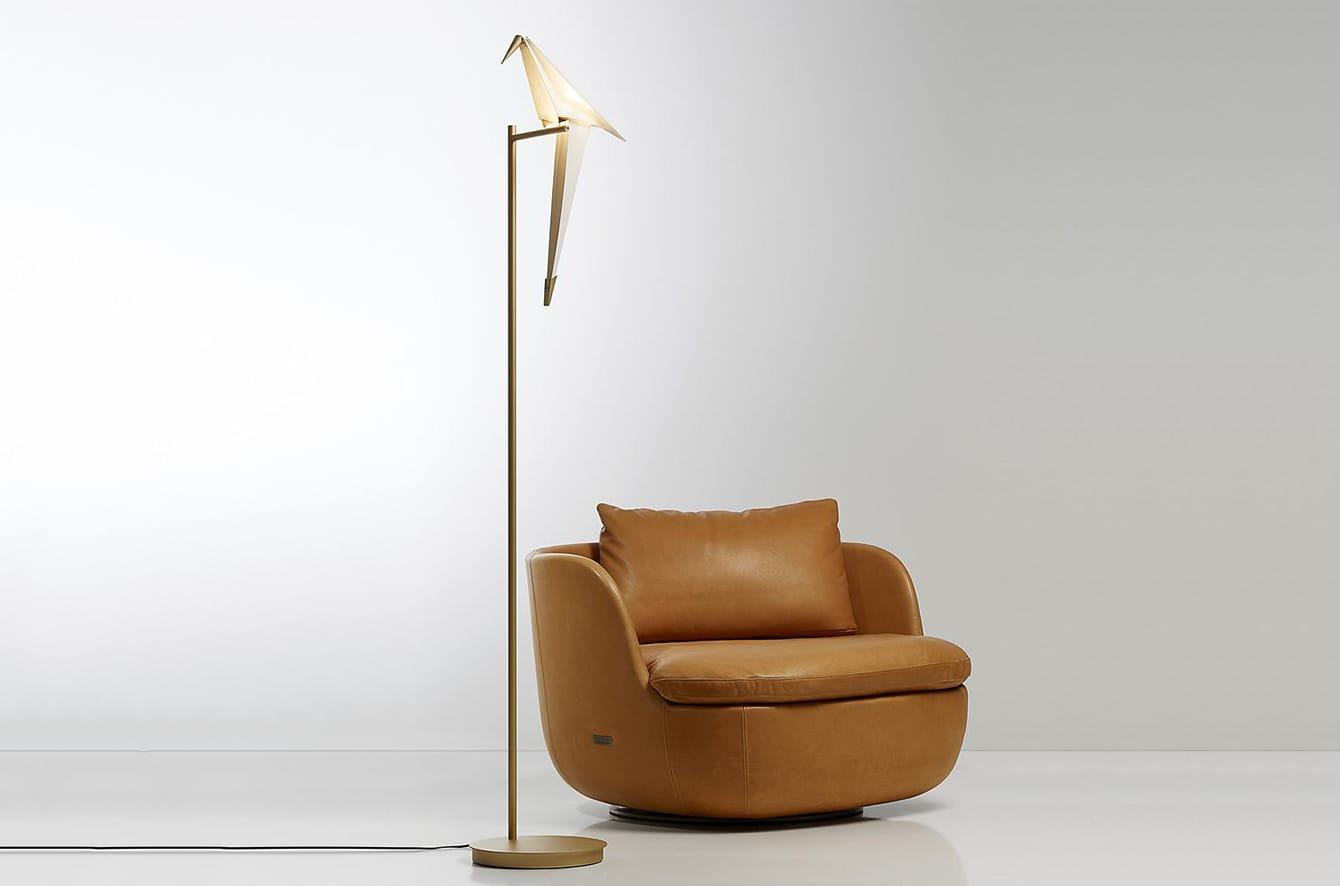 Perch Floor Lamp by Moooi
