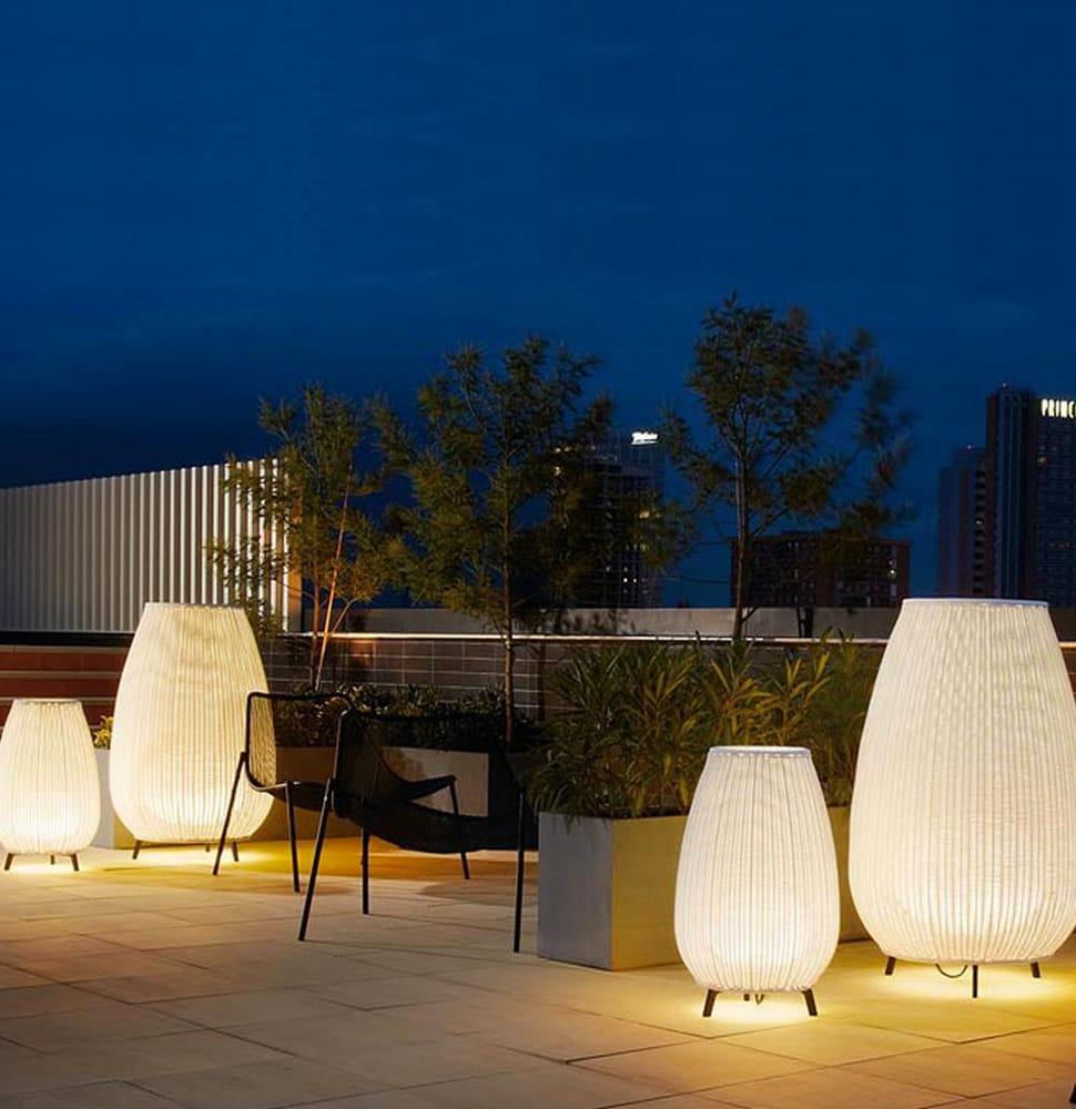 Outdoor Floor & Table Lamps