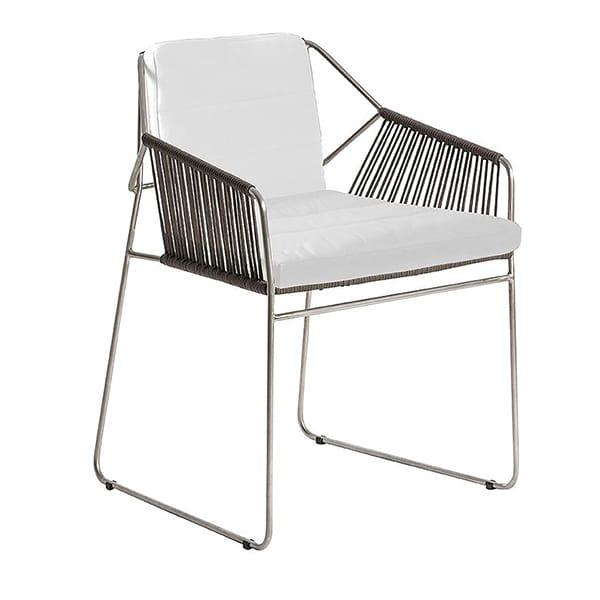 SANDUR Woven Armchair by Oasiq