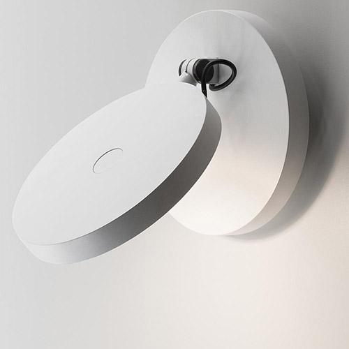 Demetra LED Wall Spot by Naoto Fukasawa for Artemide