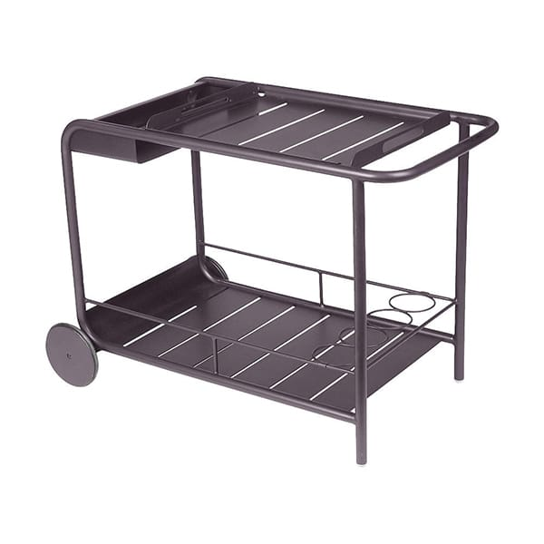 Luxembourg Bar Trolley by Fermob