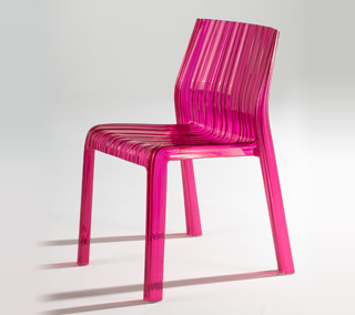 Frilly Chair By Kartell