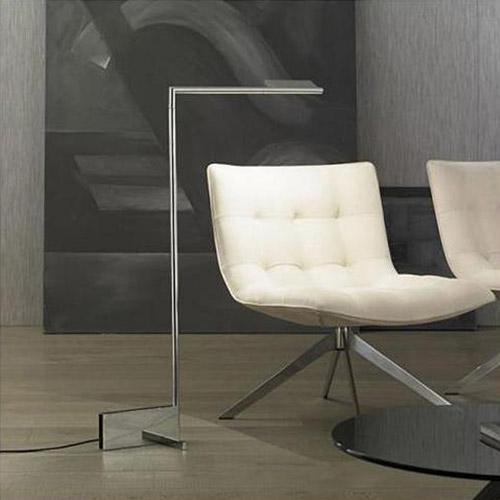 Kant LED Swingarm Floor Lamp by Estiluz