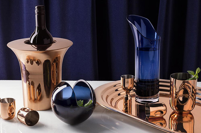 Plum Bar Collection by Tom Dixon