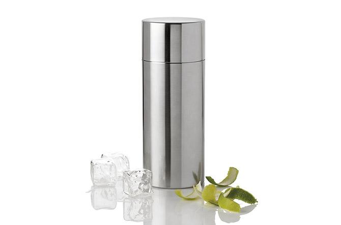 Cylinda-Line AJ Cocktail Shaker by Arne Jacobsen for Stelton