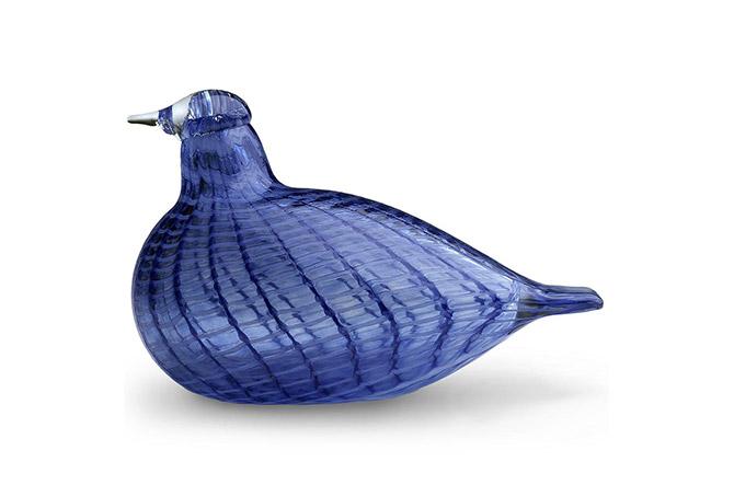 Toikka Bird - Blue Bird by Iittala