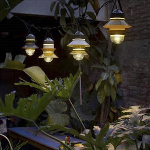 Santorini Indoor/Outdoor Pendant By Marset
