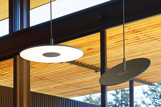 Circa LED Pendant by Pablo Designs