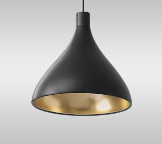 Swell Medium Pendant By Pablo Designs