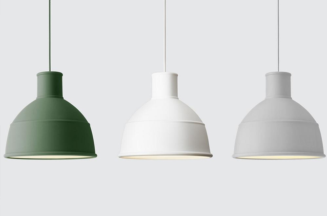 Unfold Pendant by Muuto