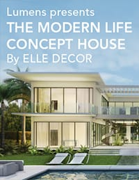 2013 Modern Life Concept House