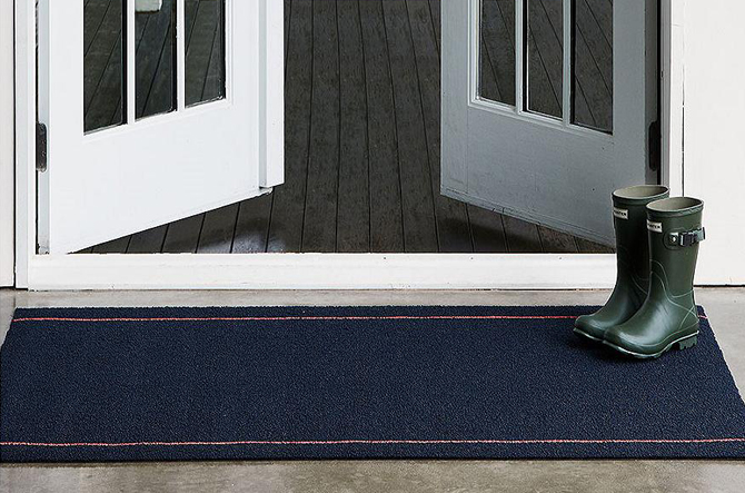 Dot Shag Indoor/Outdoor Mat by Chilewich