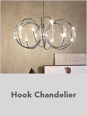 Hook Chandelier