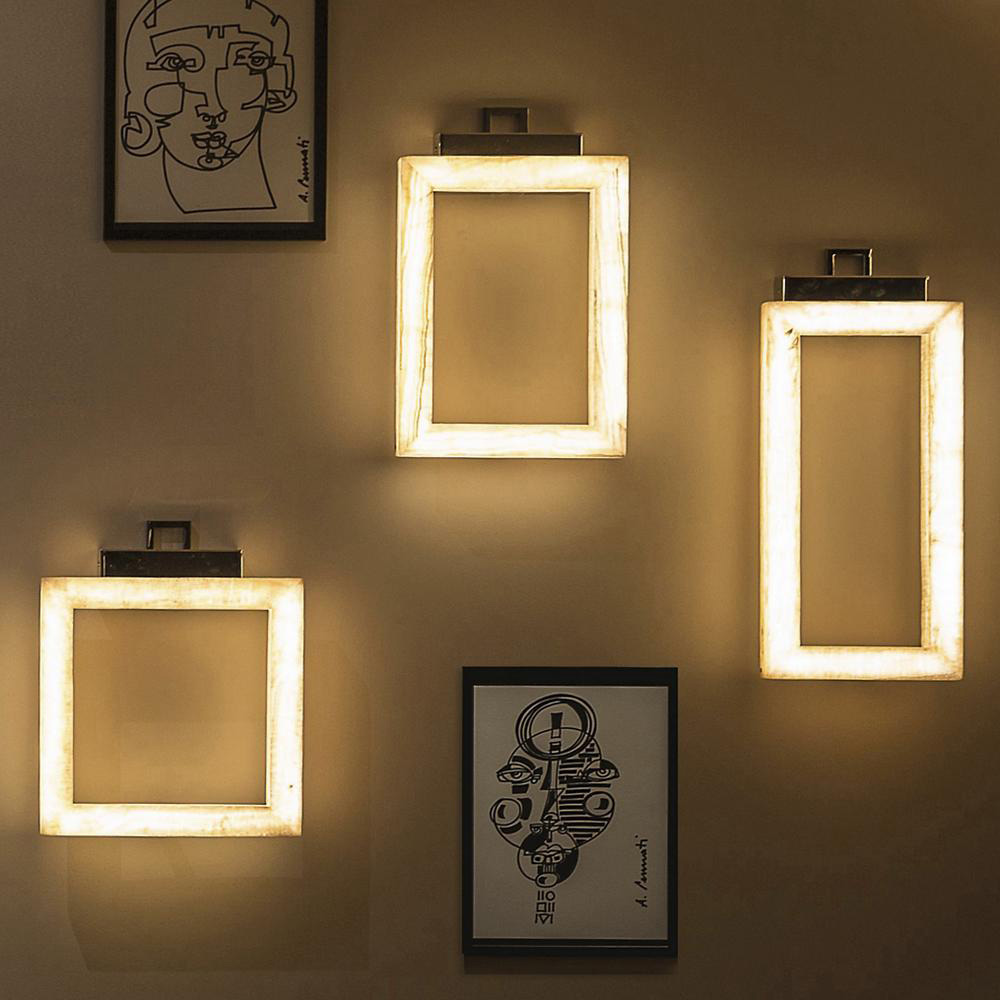 Uffizi LED Wall Sconce by Contardi Lighting