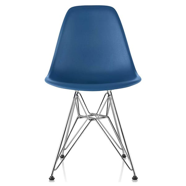 Eames® Molded Plastic Side Chair by Herman Miller