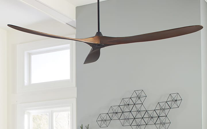 Choosing the Right Ceiling Fan Size