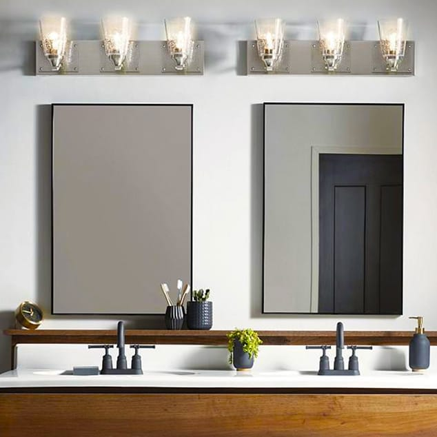 Bathroom Vanity Lighting Buyers Guide