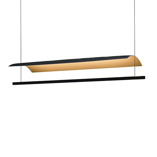 Lamina LED Linear Suspension by Santa and Cole.