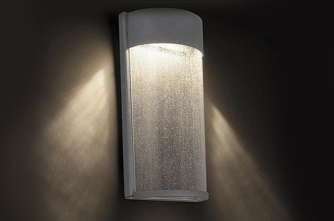 Rain Outdoor LED Wall Sconce by Modern Forms