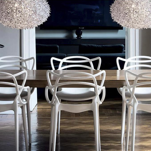 10 Unexpected Dining Chairs.