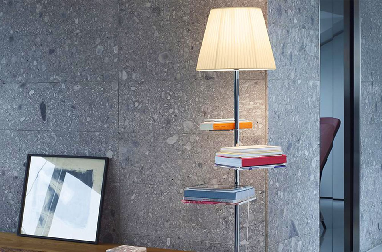 Bilbiotheque Nationale Floor Lamp by Flos