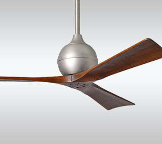 Irene 3-Blade Outdoor Ceiling Fan by Atlas Fan