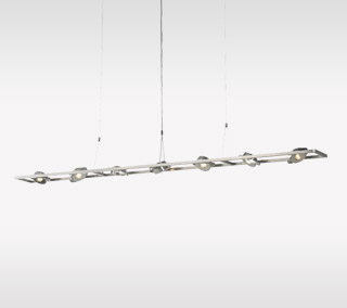 Calix Linear Suspension By LBL Lighting