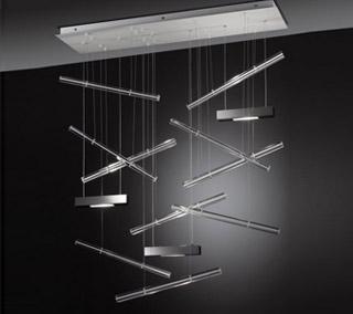 Explo Medium Suspension by AXO Light