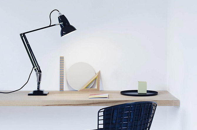 Original 1227 Task Lamp by George Carwardine for Anglepoise
