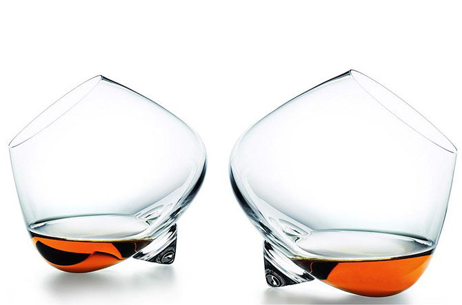 Cognac Glass Set of 2 by Normann Copenhagen