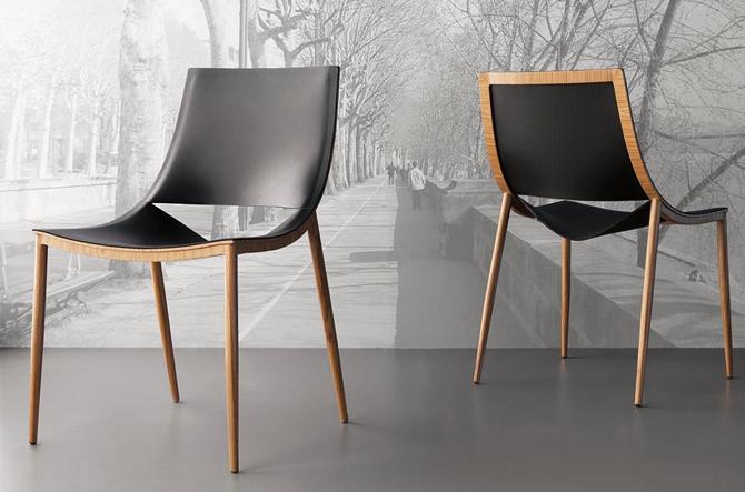 Slone Dining Chair by Modloft