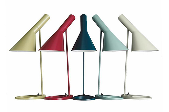 AJ Table Lamp by Louis Poulsen