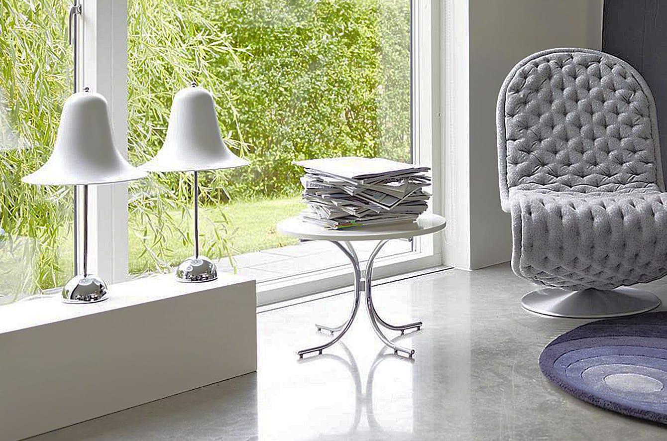 Pantop Table Lamp by Verpan