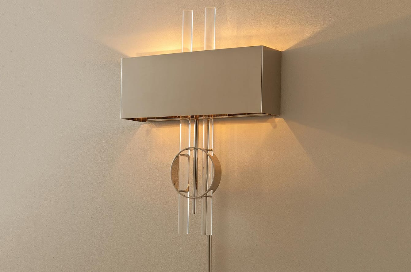 Radio City Wall Sconce by Global Views