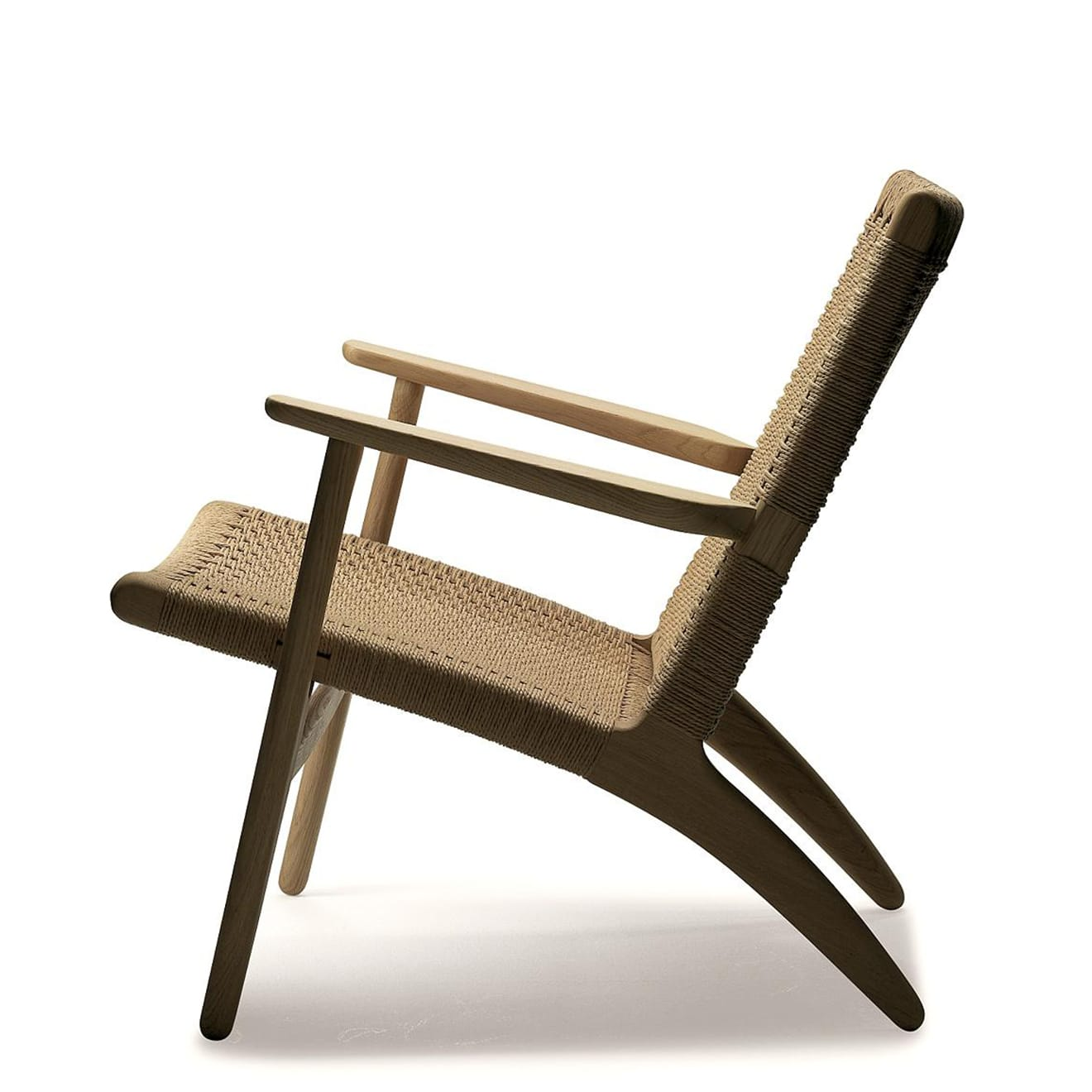 CH25 Lounge Chair by Carl Hansen