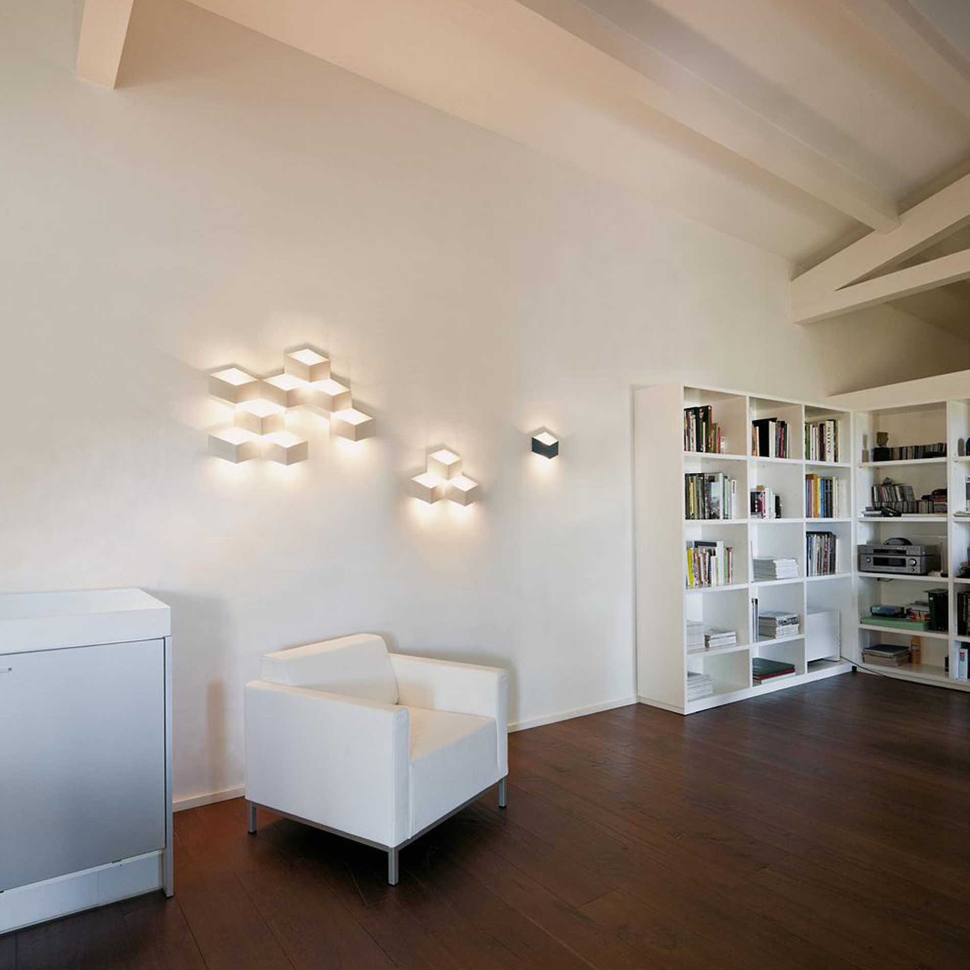 Origami LED Wall Art by Vibia