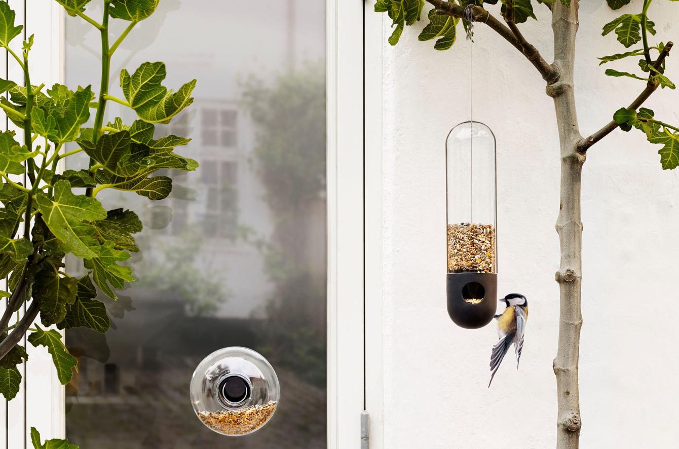 Bird Feeding Tube by Eva Solo