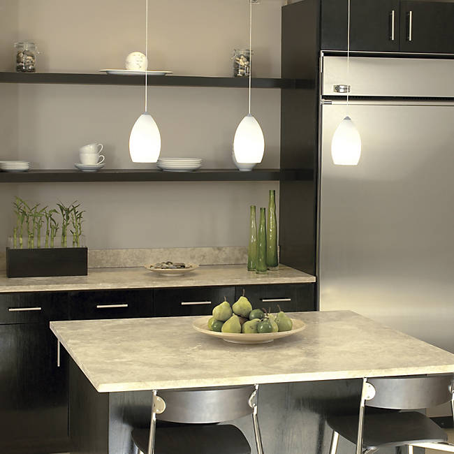 Kitchen Lighting Ceiling Wall Undercabinet Lights At Lumenscom - Modern kitchen light fixtures