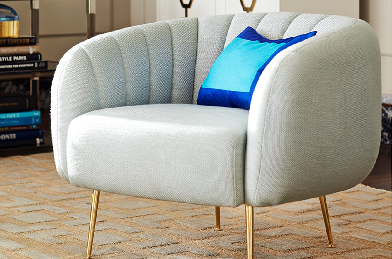 Pompidou Chair by Jonathan Adler
