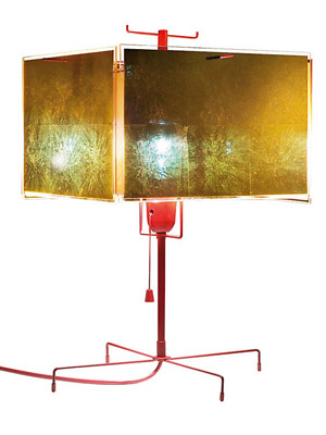 24 Karat Blau T Table Lamp