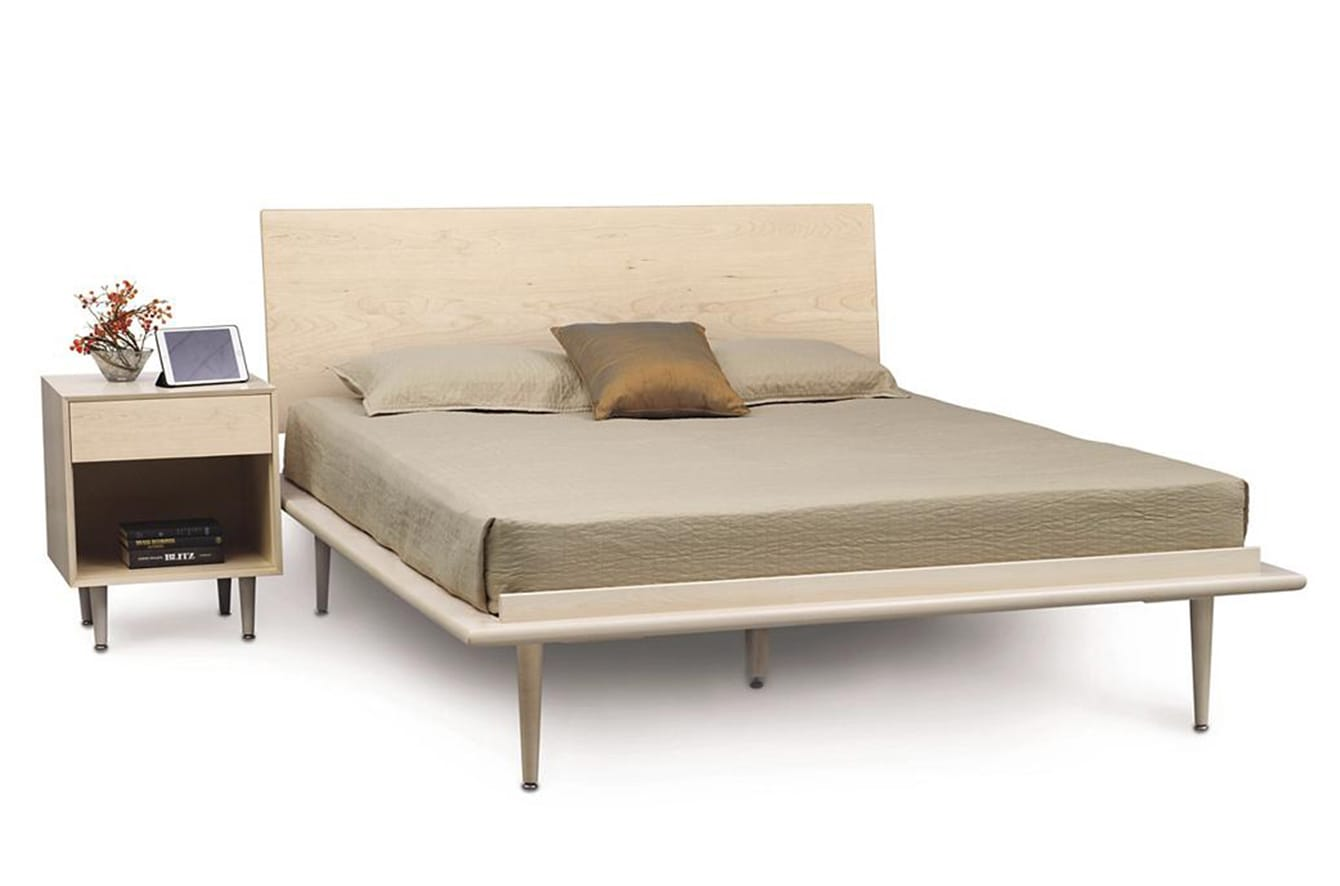 Canvas Bed by Copeland Furniture