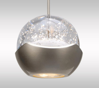 Genesis LED Pendant By WAC Lighting