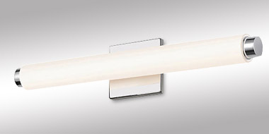 Tubo Slim LED Bath Bar By Sonneman