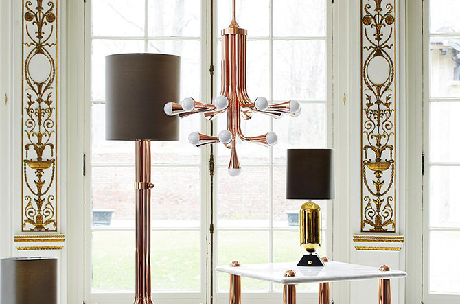 Ultra Chandelier by Jonathan Adler