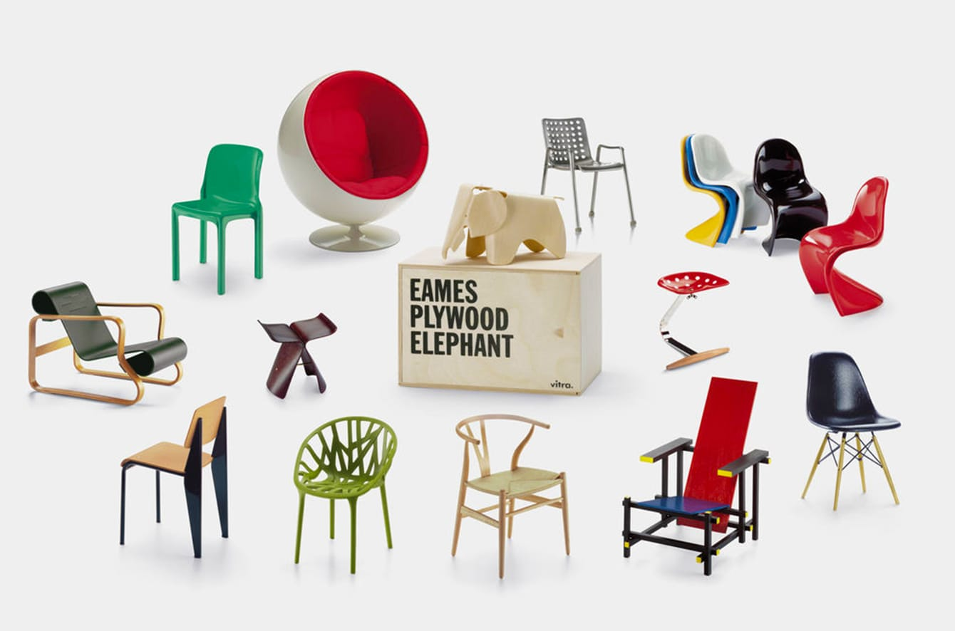 Miniatures by Vitra
